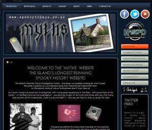 Myths, Ghosts & Legends